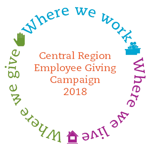 Central Region Employee Giving